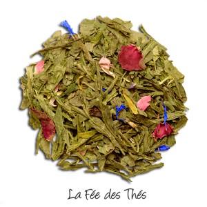 Thé vert aux épices